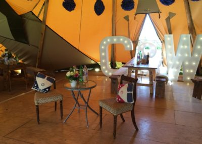 Tipi Decor