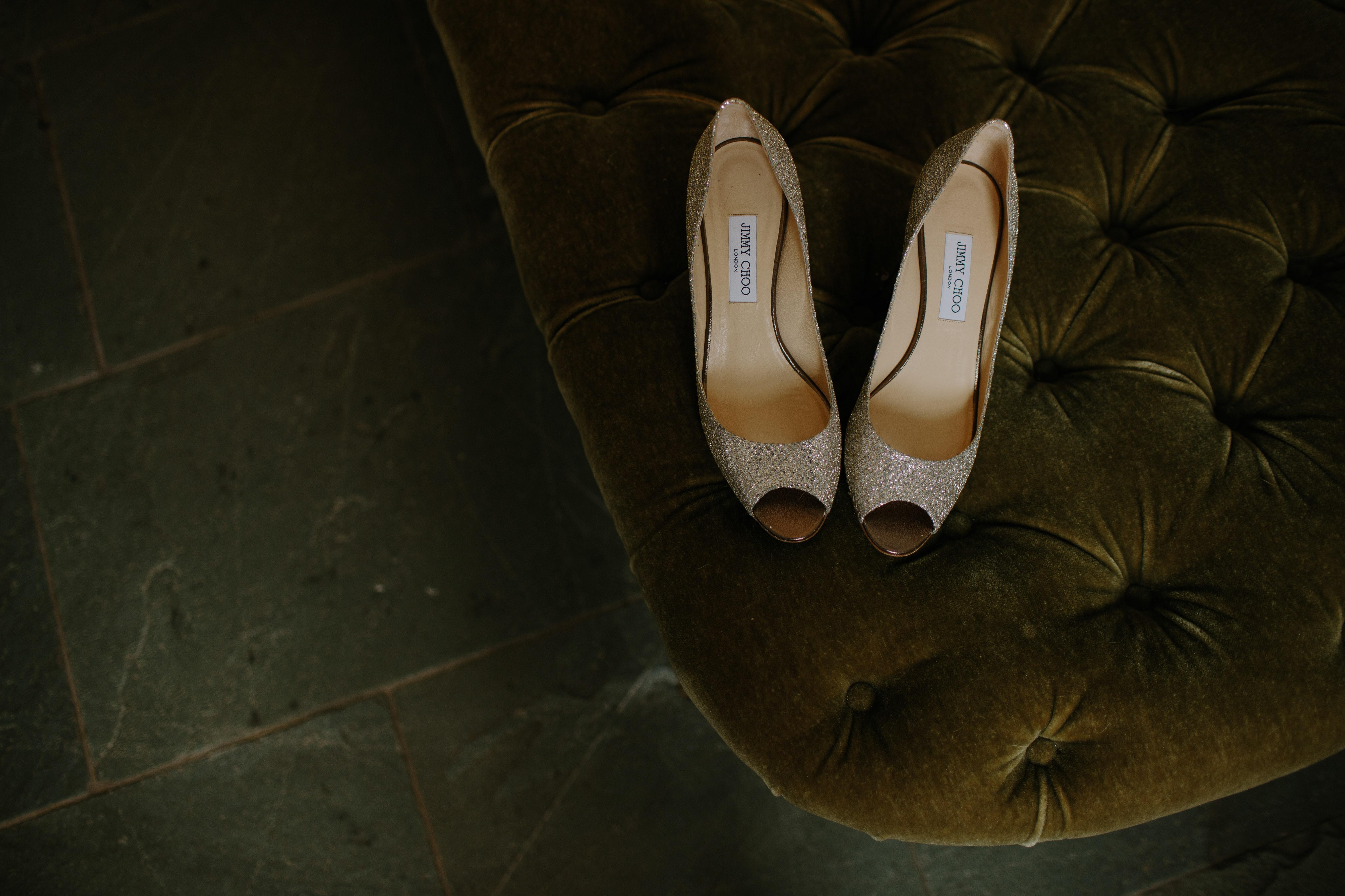 Luxury wedding shoes, Jimmy Choo wedding shoes, luxury wedding planning