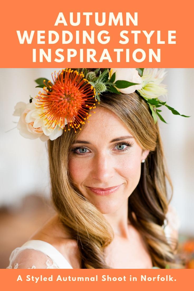 Autumn Wedding Style Inspiration