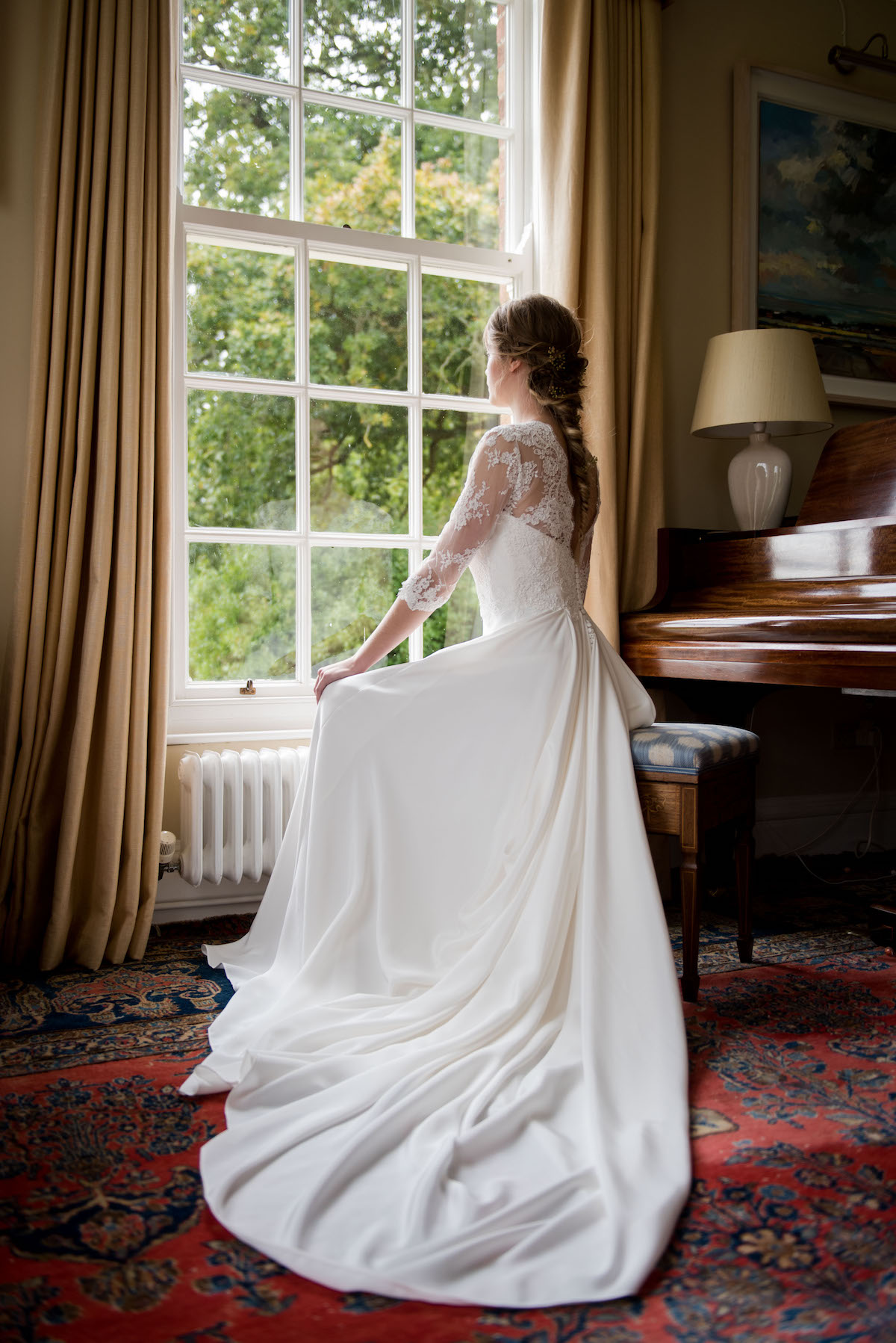HOCKERING HOUSE ELEGANT BRIDE NORFOLK