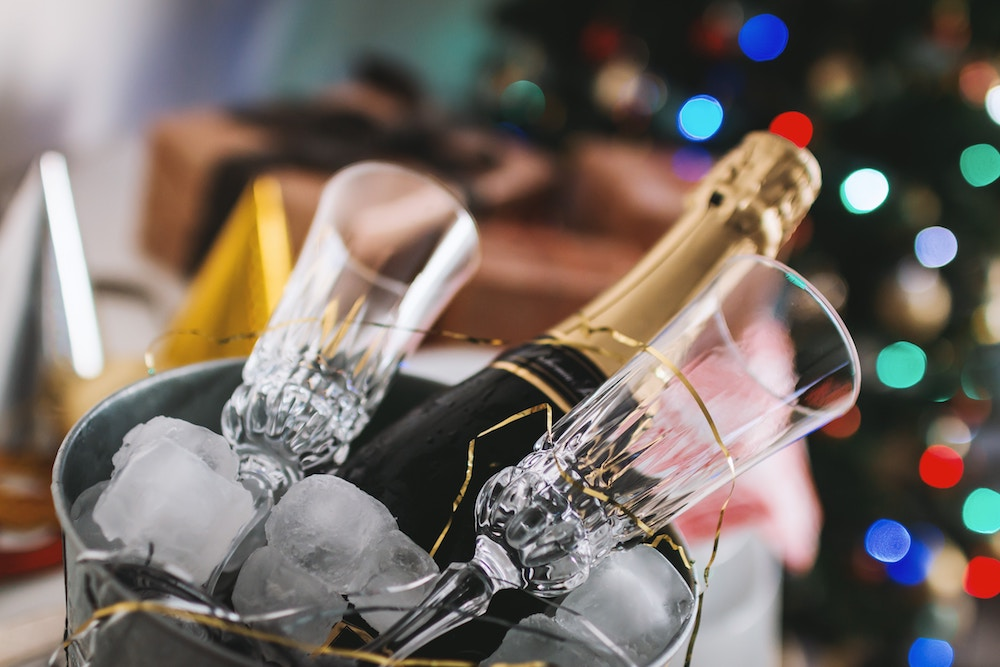 plan a christmas party in Norfolk
