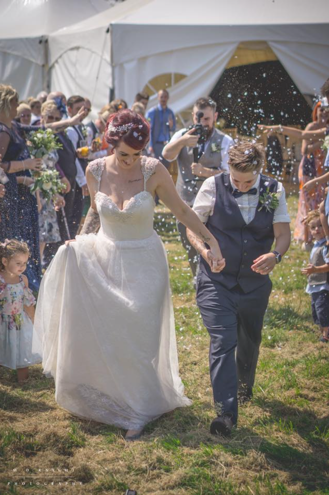 Confetti Norwich Wedding