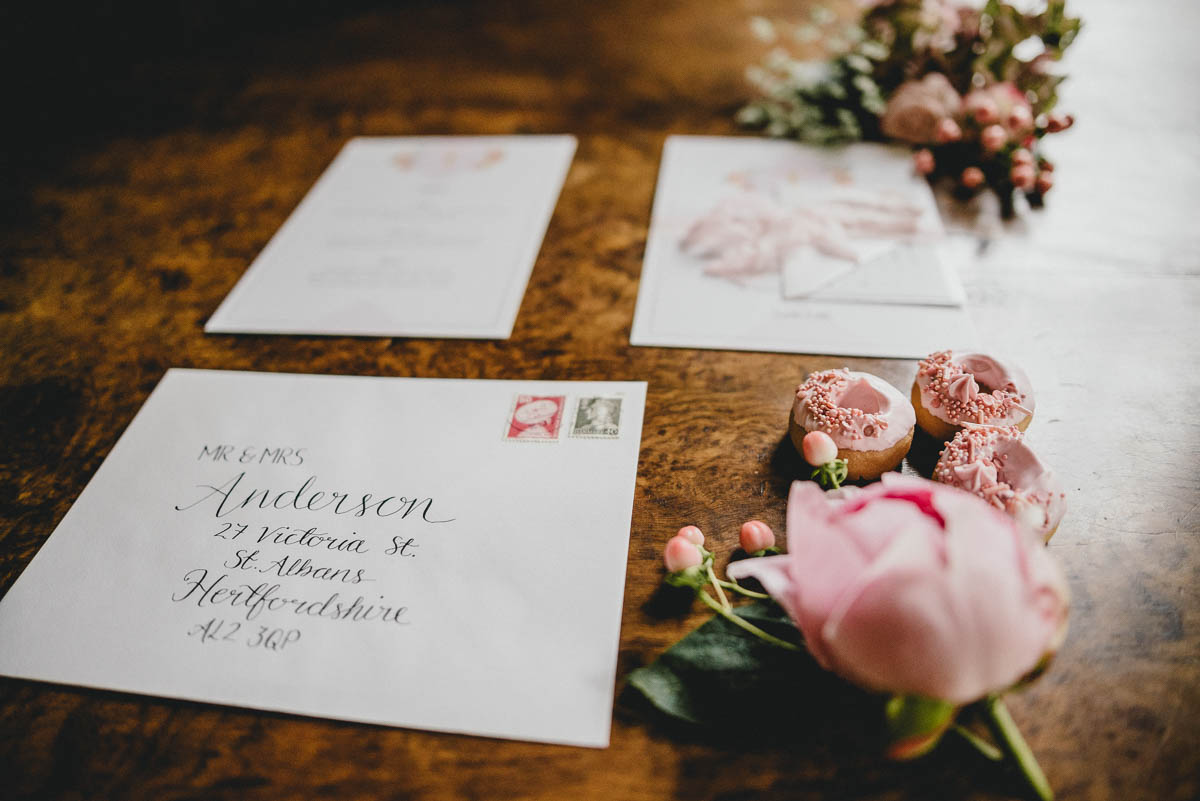 country luxe wedding stationery norfolk