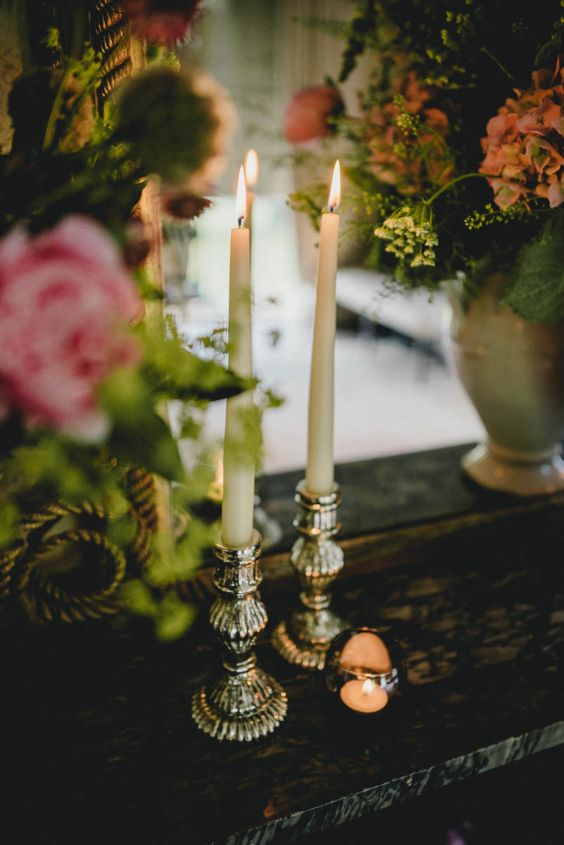 interior wedding decor