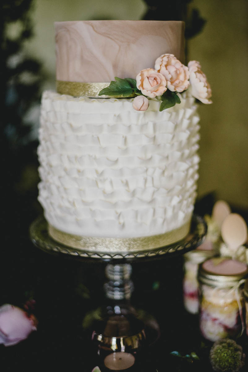 Luxury wedding cake Norfolk