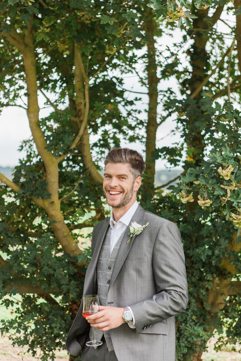 Norfolk groom