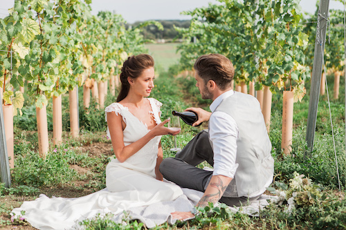 Flint Vineyard Wedding