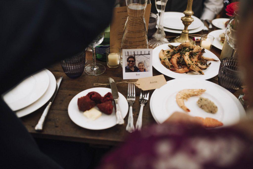 wedding sharing feast