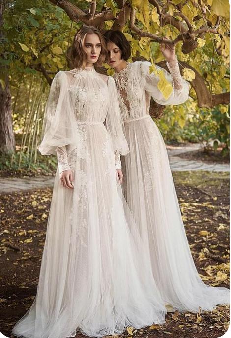 Victoriana wedding style