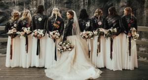 autumn winter bride tribe