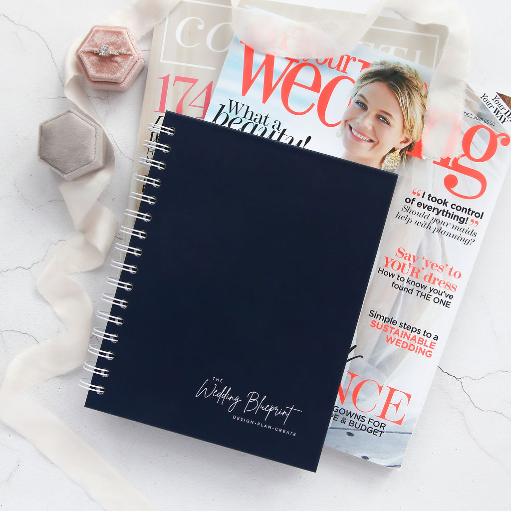 ultimate wedding planner book